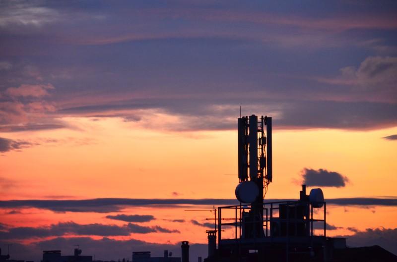 il tramonto secondo Nadia